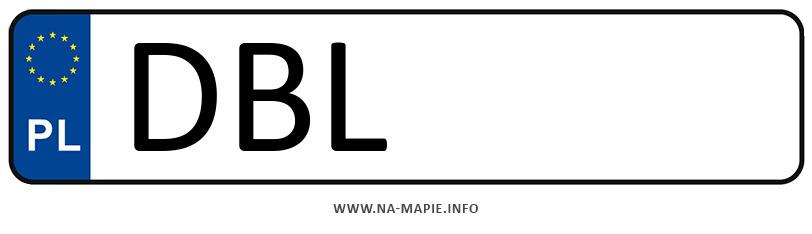 Rejestracja DBL, miasto Bolesławiec