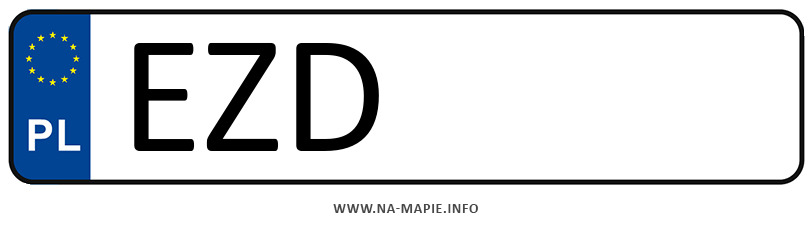Rejestracja EZD, miasto Zduńska Wola