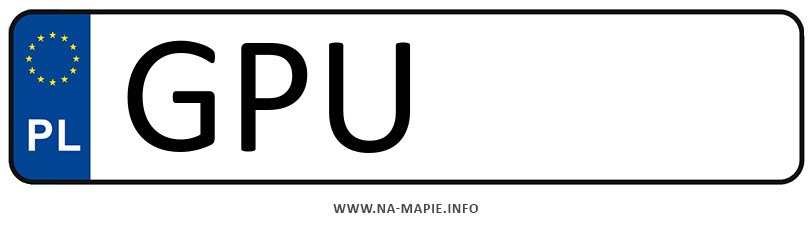 Rejestracja GPU, miasto Puck