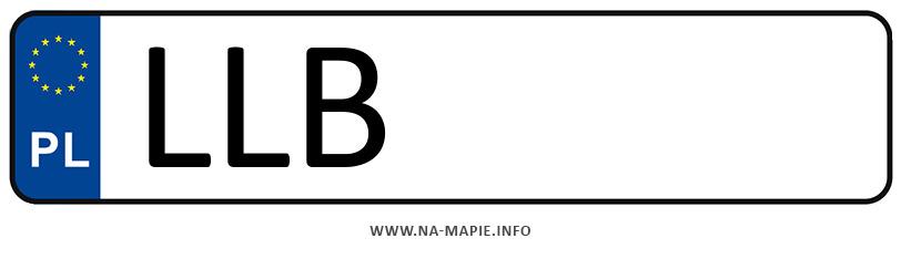 Rejestracja LLB, miasto Lubartów
