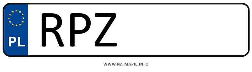 Rejestracja RPZ, miasto Przeworsk