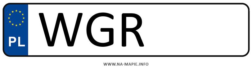 Rejestracja WGR, miasto Grójec