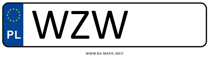 Rejestracja WZW, miasto Zwoleń